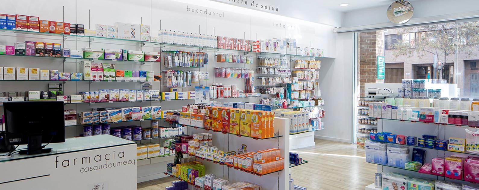 reforma de farmacias en Valencia