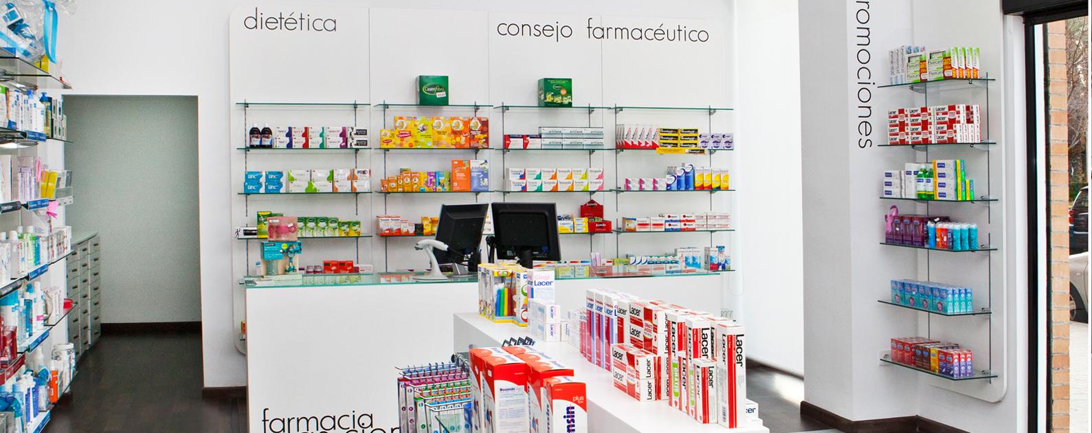 reforma de farmacia casaudomecq
