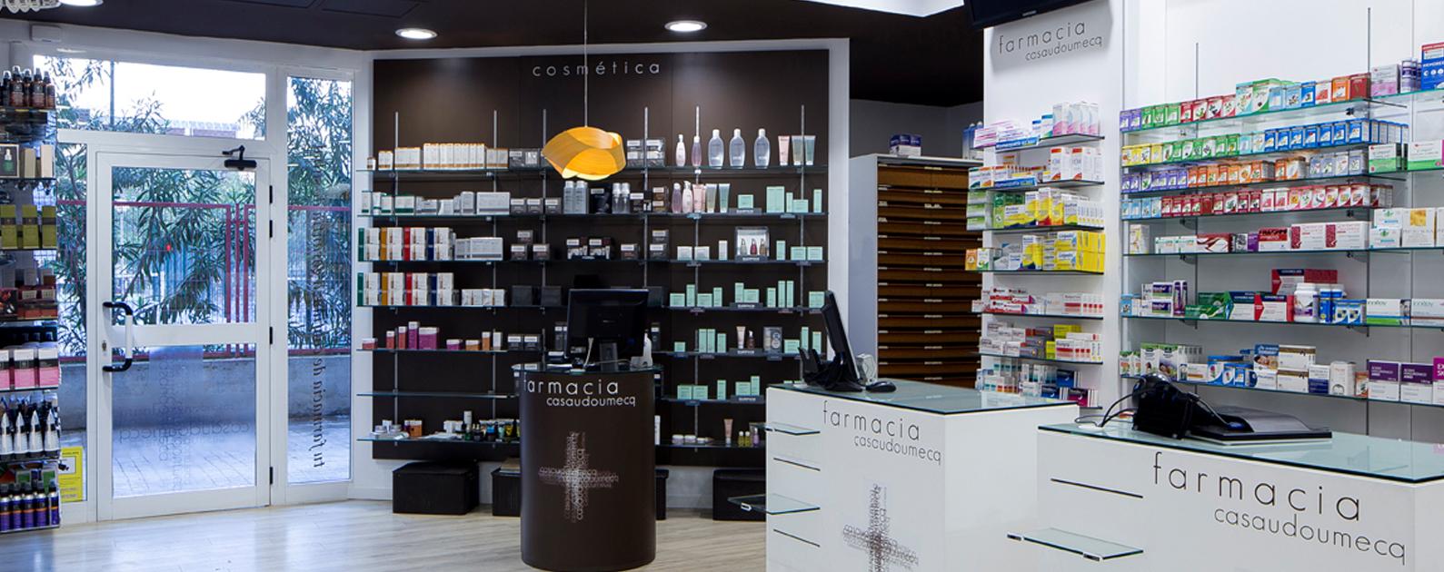 farmacia casaudomecq Valencia