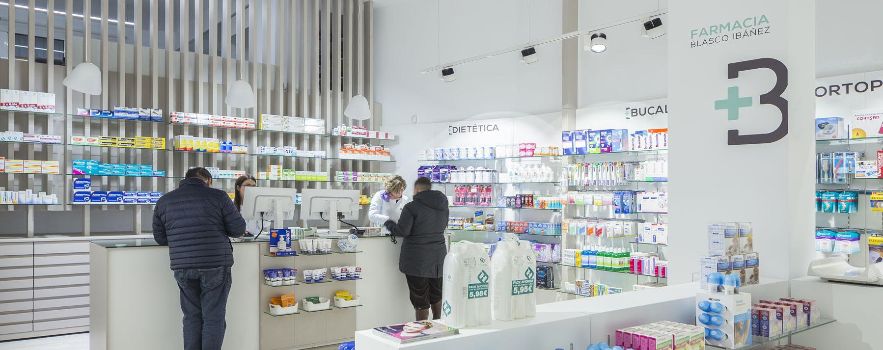 Reforma De Farmacia Y Clinica Dental Mifarma # Muebles Farmacia