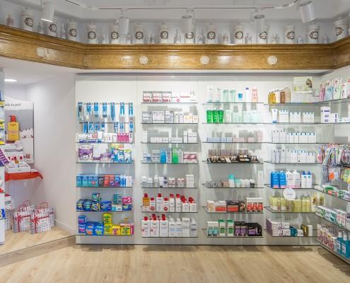 reforma de farmacia valencia