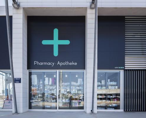 farmacia-cuidad-quesada-rotulo